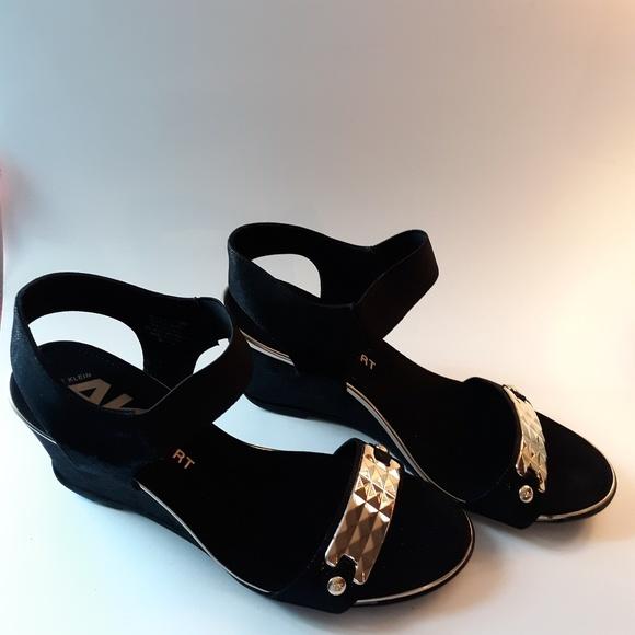 a9ece9df58 Anne Klein Sport Shoes - Anne Klein Sport Latasha Comfort Wedge Size 9M